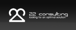 Logotyp 22Consult | Konzultační společnost