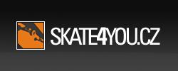 Logotyp Skate4You | Portál nejen o skateboardingu a všem s ním spojeným