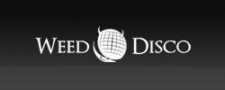 Logotyp Weed Disco | Virtuální hudební label