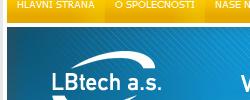 LBtech.cz | Stavební firma. Web, správa obsahu