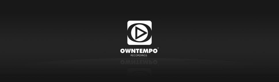 Logotyp Owntempo recordings Logotyp pro nezávislý dubstepový label
