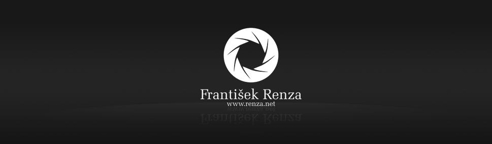 Logotyp Renza Logotyp pro fotografické studio Renza