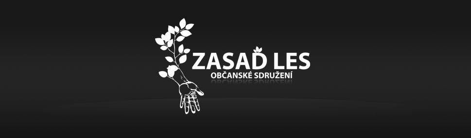 Logotyp Zasaď les Logotyp občanského sdružení